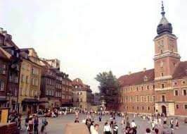 Warsaw's Castle Square